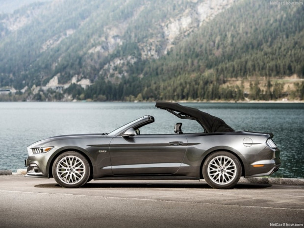 Ford Mustang Convertible AB-Versyonu - Page 3