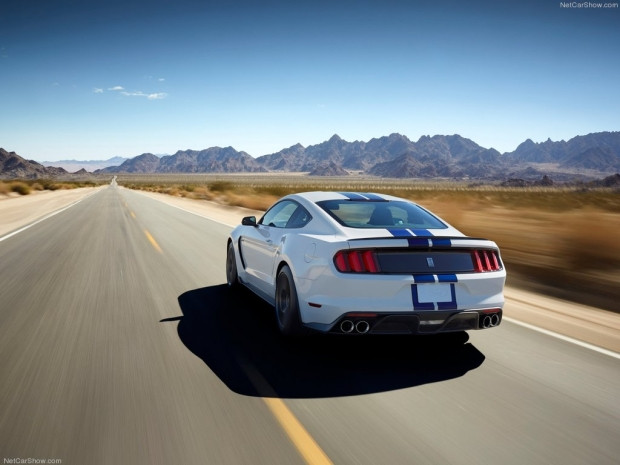 Ford Mustang Shelby GT350 2016 - Page 3