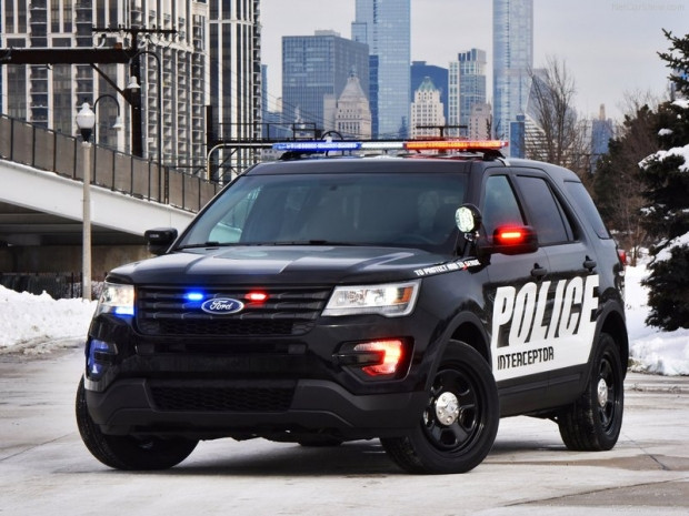 Ford Polis Interceptor Utility (2016) - Page 1