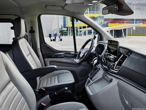 Ford Tourneo Custom 2018 - Page 3