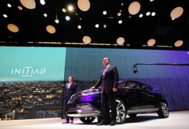 Ford ve Renault'un lüks rekabeti - Page 1