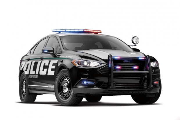 Ford Police Responder Hybrid Sedan 2018 - Page 2