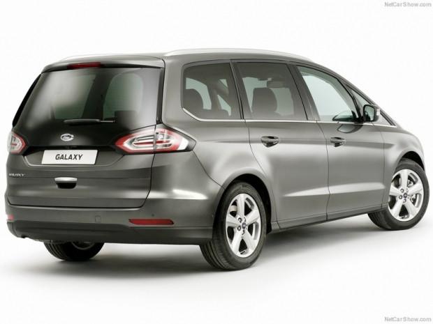 Ford'un 2016 konsepti Galaxy - Page 2