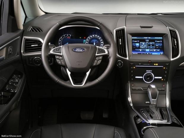 Ford'un 2016 konsepti Galaxy - Page 3