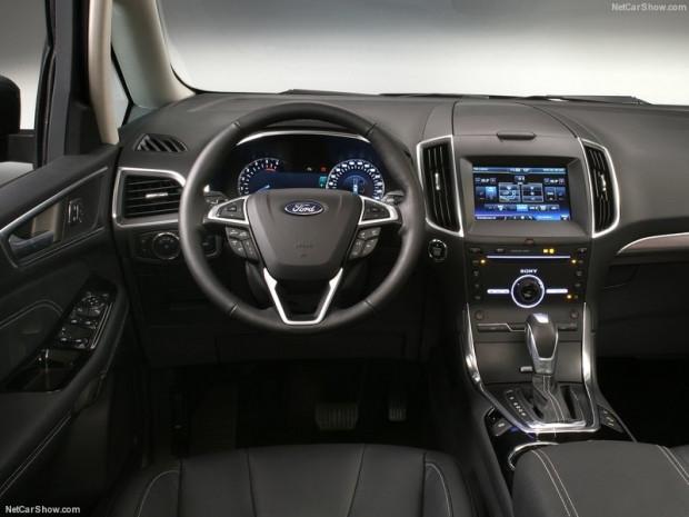 Ford'un 2016 konsepti Galaxy - Page 4