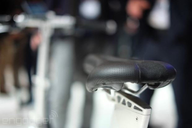 Ford'un akıllı bisikleti Mo De - Page 3
