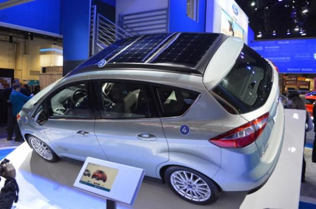 Ford'un güneş enerjili konsepti! - Page 2
