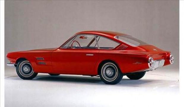 Ford'un hiç üretilmeyen Mustang'leri - Page 1
