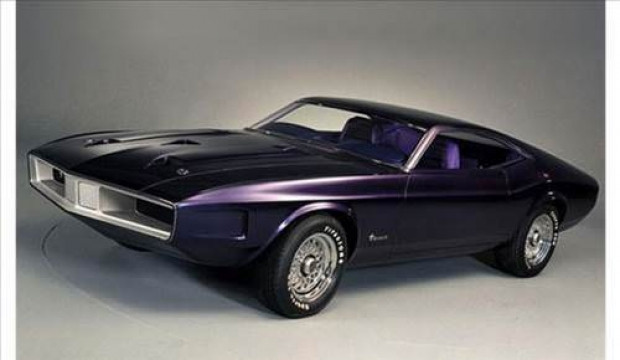 Ford'un hiç üretilmeyen Mustang'leri - Page 4