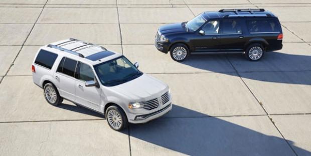Ford'un lüks markası Lincoln'ün büyük SUV'u - Page 1