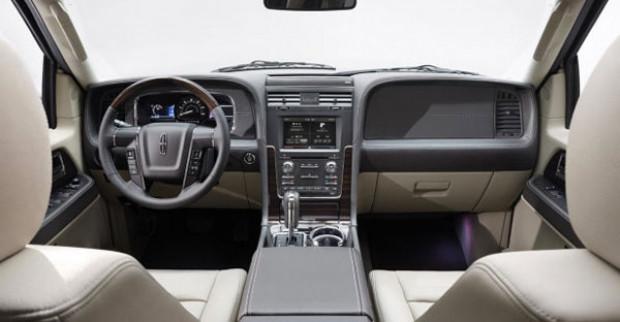 Ford'un lüks markası Lincoln'ün büyük SUV'u - Page 3