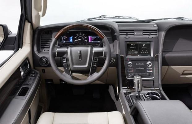 Ford'un lüks markası Lincoln'ün büyük SUV'u - Page 4