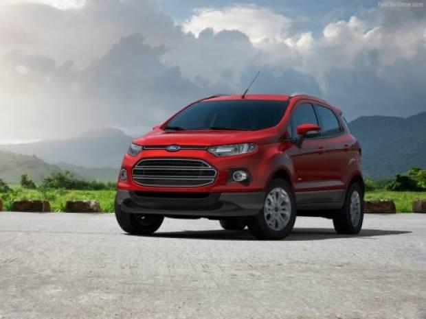 Ford'un yeni küçük devi SUV EcoSport - Page 1