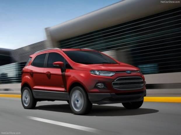 Ford'un yeni küçük devi SUV EcoSport - Page 2