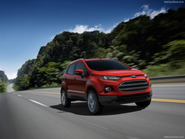 Ford'un yeni küçük devi SUV EcoSport - Page 3