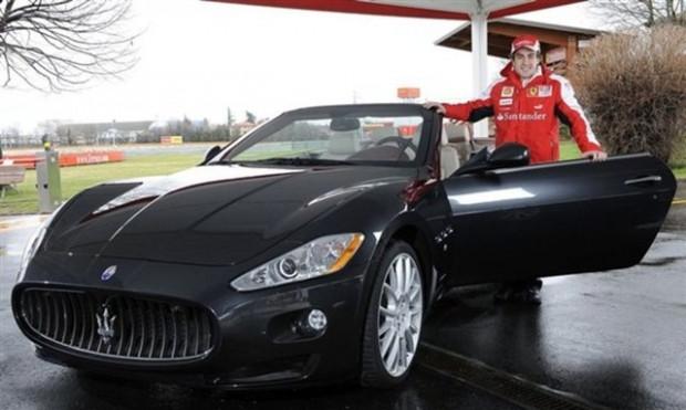 Formula 1 yarışçıları,hangi araçları kullanıyor? - Page 3