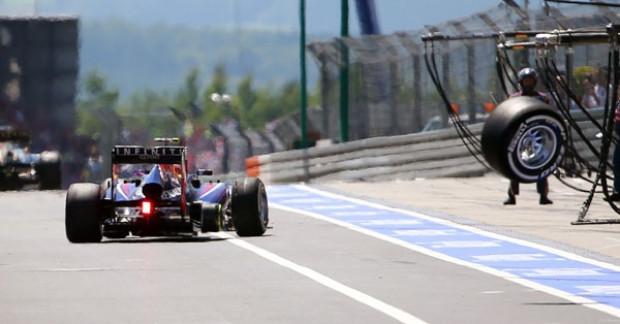 Formula 1'de inanılmaz olay! - Page 1