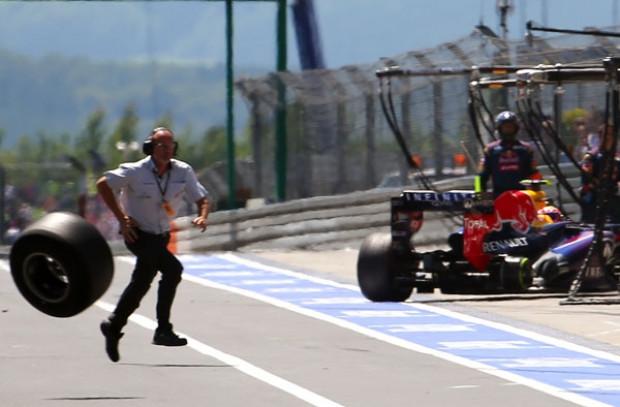 Formula 1'de inanılmaz olay! - Page 2