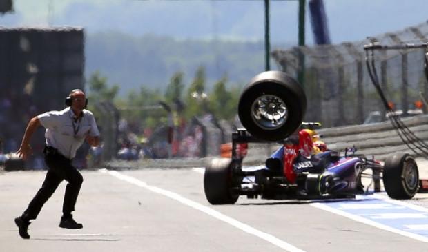 Formula 1'de inanılmaz olay! - Page 3