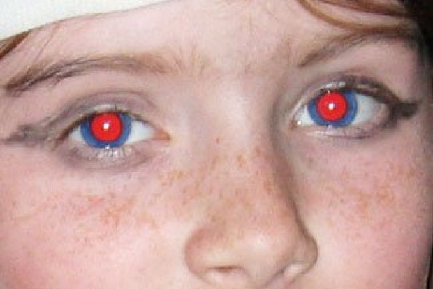 Fotoğraflarda kırmızı gözlü çıkmamak için ne yapabiliriz? - Page 1
