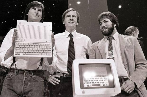 Fotoğraflarla Steve Jobs'un hayatı - Page 3
