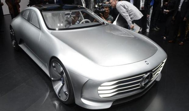 Frankfurt'un en etkileyici 8 konsept otomobili - Page 3
