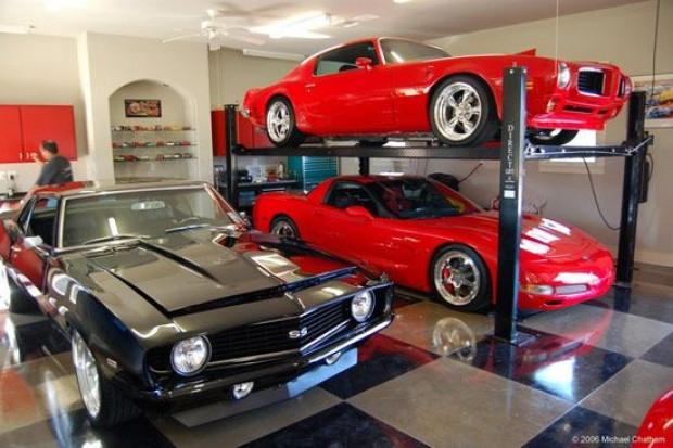 Fransız Ferrari tutkunu, arabalarına ev yaptı! - Page 4