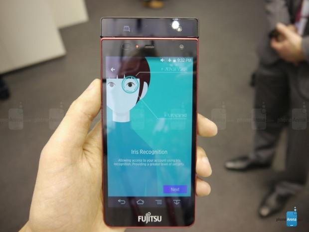 Fujitsu'dan akıllı telefonlar için ilginç özellik - Page 1