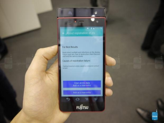 Fujitsu'dan akıllı telefonlar için ilginç özellik - Page 2