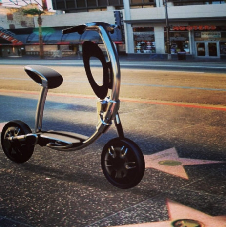 Funky INU elektrikli scooter - Page 1