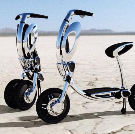 Funky INU elektrikli scooter - Page 2