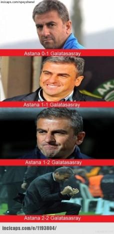 Galatasaray Astana ile son dakikada yediği gol ile berabere kaldı sosyal medya karıştı - Page 2