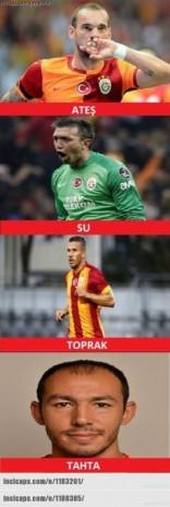 Galatasaray - Atletico Madrid maçı capsleri - Page 1