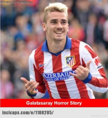 Galatasaray - Atletico Madrid maçı capsleri - Page 4