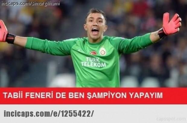 Galatasaray-Beşiktaş maçı sonrası caps'ler patladı - Page 2