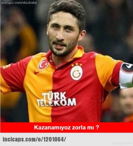 Galatasaray derbiyi kazanamadı capsler yine patladı - Page 4