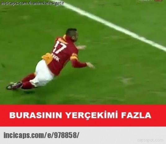 Galatasaray - Fenerbahçe maçı caps'leri - Page 2