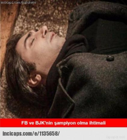 Galatasaray - Gençlerbirliği maçı capsleri - Page 1