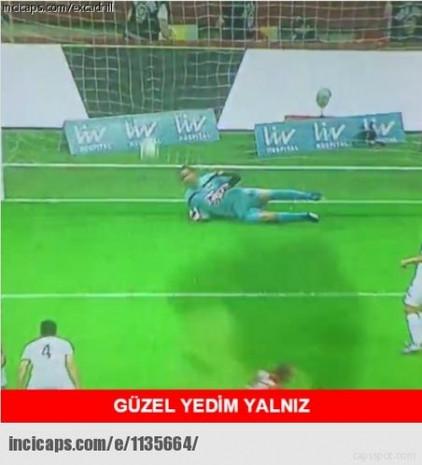Galatasaray - Gençlerbirliği maçı capsleri - Page 3