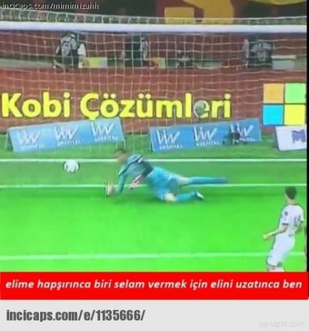 Galatasaray - Gençlerbirliği maçı capsleri - Page 4