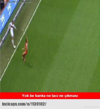 Galatasaray kazandı, capsler yıkıldı! - Page 2