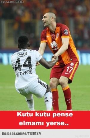 Galatasaray kazandı, capsler yıkıldı! - Page 3