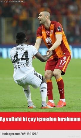 Galatasaray kazandı, capsler yıkıldı! - Page 4