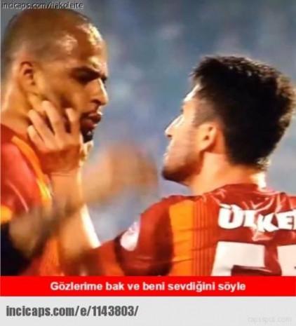 Galatasaray kupayı kazandı capsler patladı - Page 2