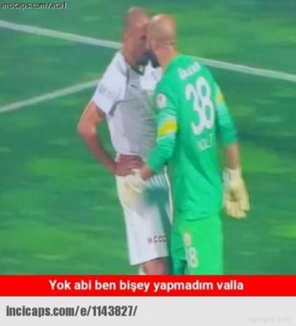 Galatasaray kupayı kazandı capsler patladı - Page 4