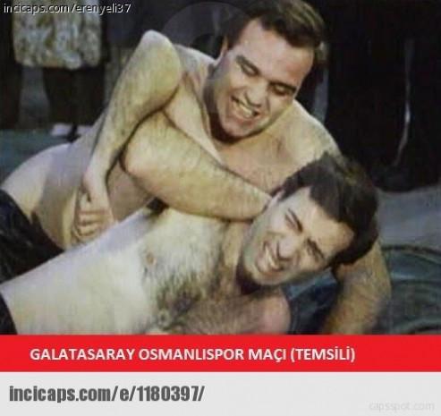 Galatasaray- Osmanlıspor capsleri - Page 1