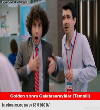 Galatasaray-Östersunds capsleri kırdı geçirdi - Page 2