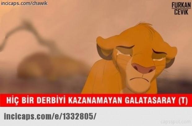 Galatasaray yenildi caps'ler patladı - Page 2