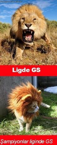 Galatasaray-Arsenal maçının güldüren capsleri - Page 1