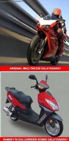 Galatasaray-Arsenal maçının güldüren capsleri - Page 3